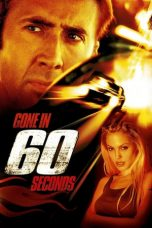 Nonton Gone in Sixty Seconds (2000) Sub Indo