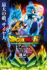 Nonton Film Dragon Ball Super: Broly (2018) Sub Indo